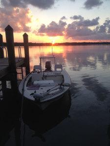 Goin Skinny Backwater Naples Fishing Charters